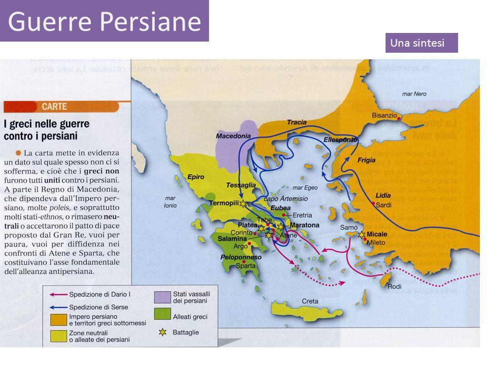 Guerre Persiane Una sintesi