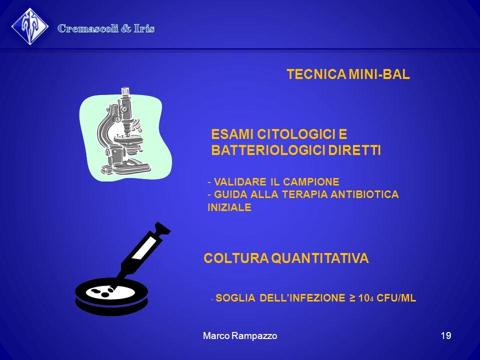 Cremascoli & Iris TECNICA MINI-BAL