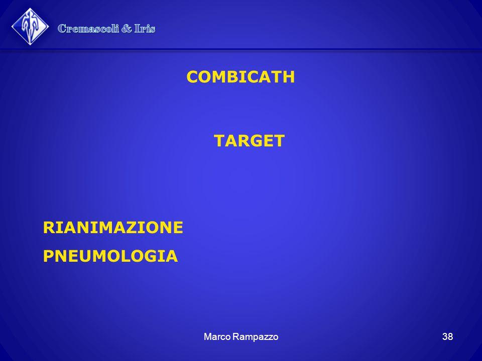 Cremascoli & Iris COMBICATH TARGET RIANIMAZIONE PNEUMOLOGIA