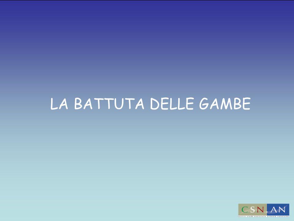 LA BATTUTA DELLE GAMBE 8