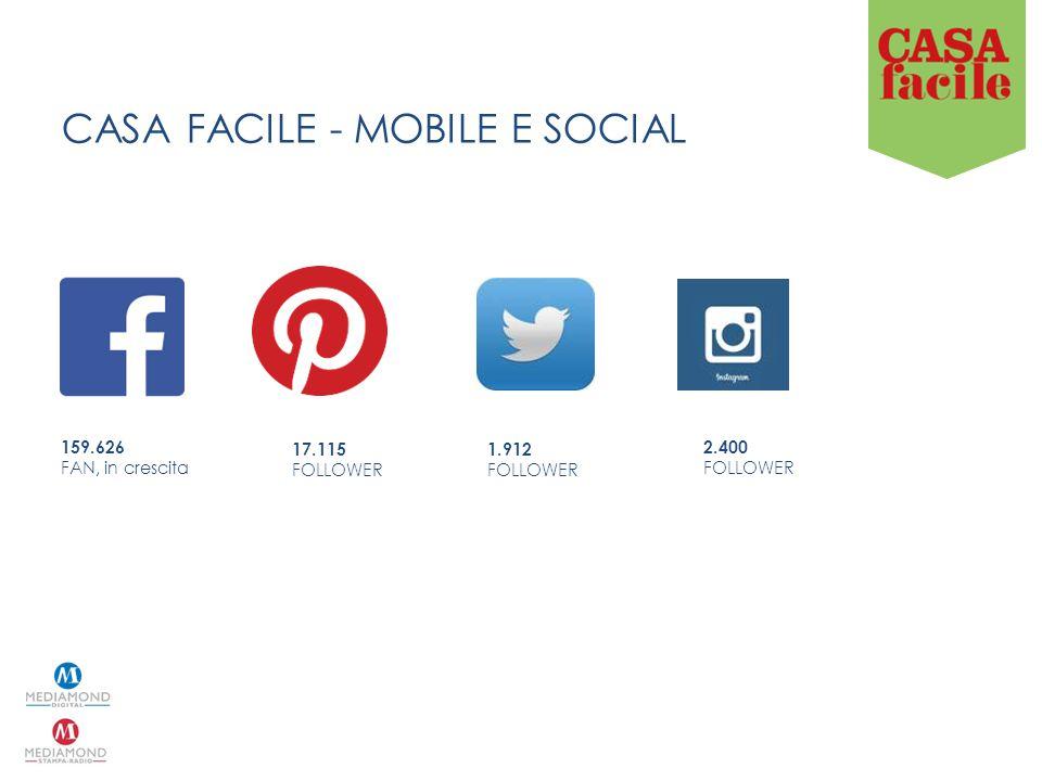 CASA FACILE - MOBILE E SOCIAL