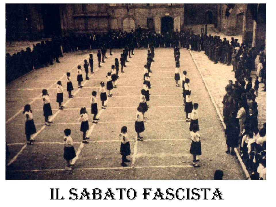 Il sabato fascista