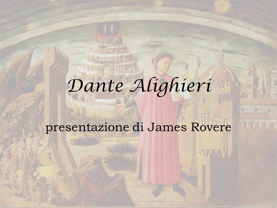 presentazione di James Rovere