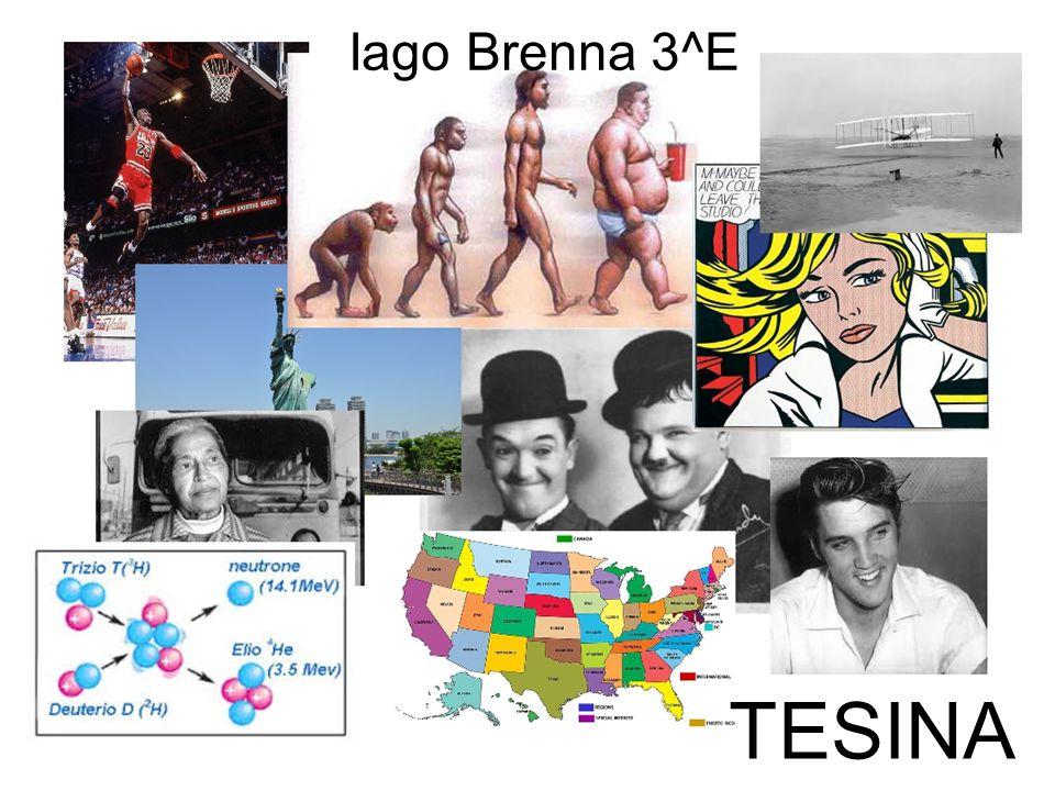 Iago Brenna 3^E TESINA