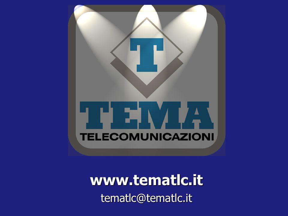 www.tematlc.it tematlc@tematlc.it