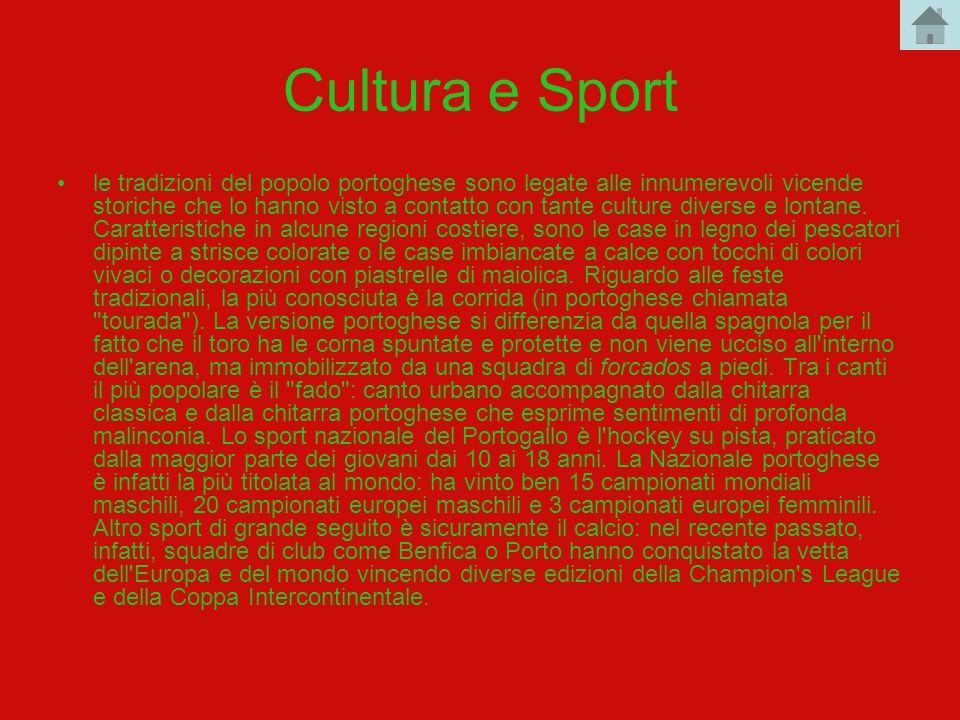 Cultura e Sport