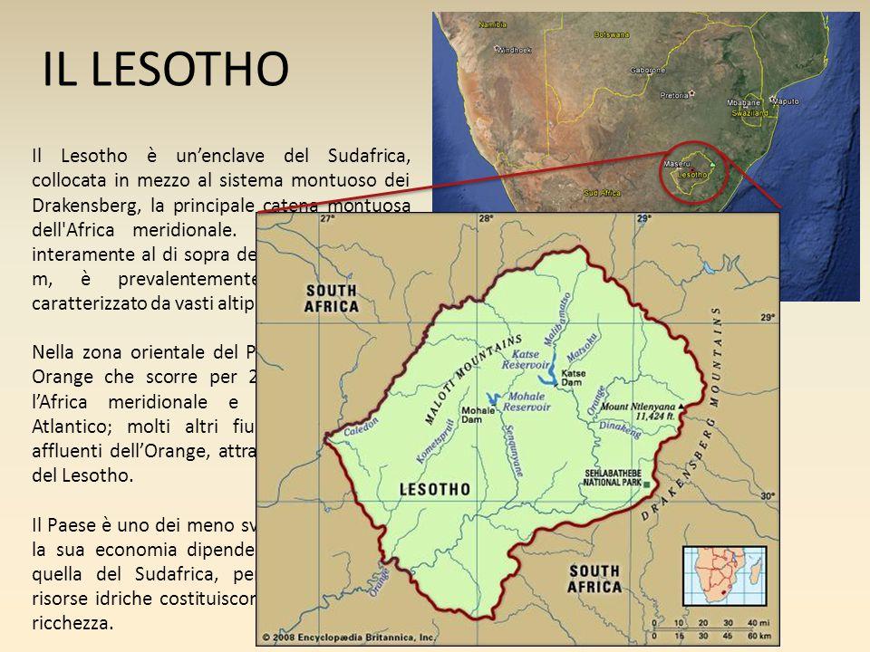 IL LESOTHO