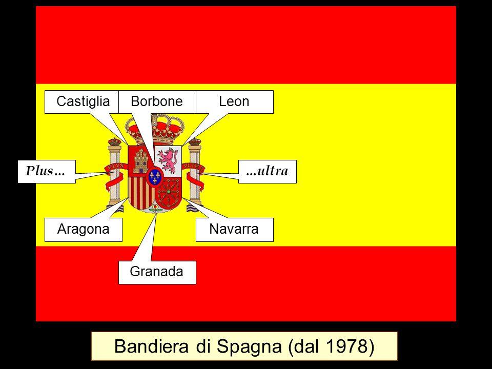 Bandiera di Spagna (dal 1978)