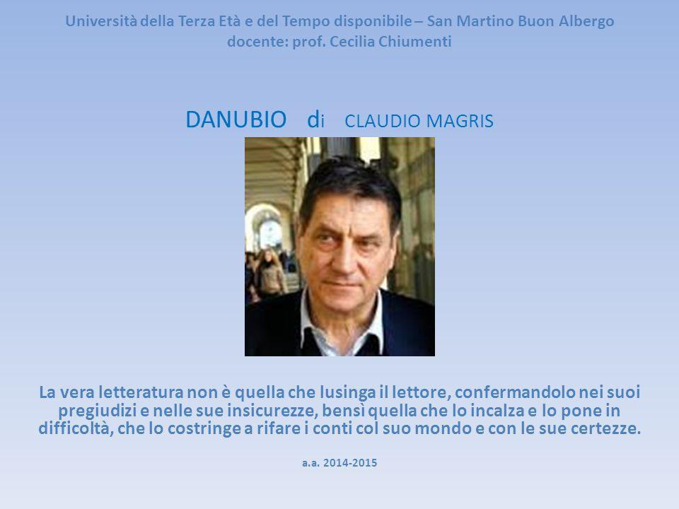 DANUBIO di CLAUDIO MAGRIS