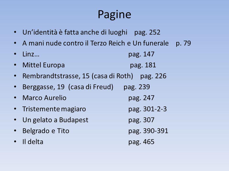 Pagine Un'identità è fatta anche di luoghi pag. 252