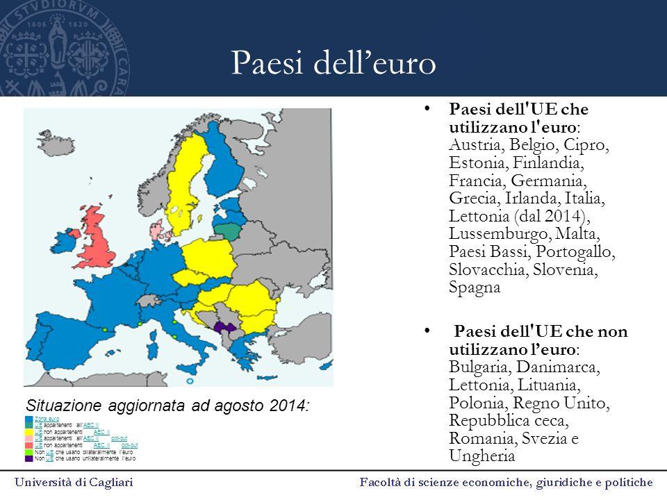 Paesi dell'euro