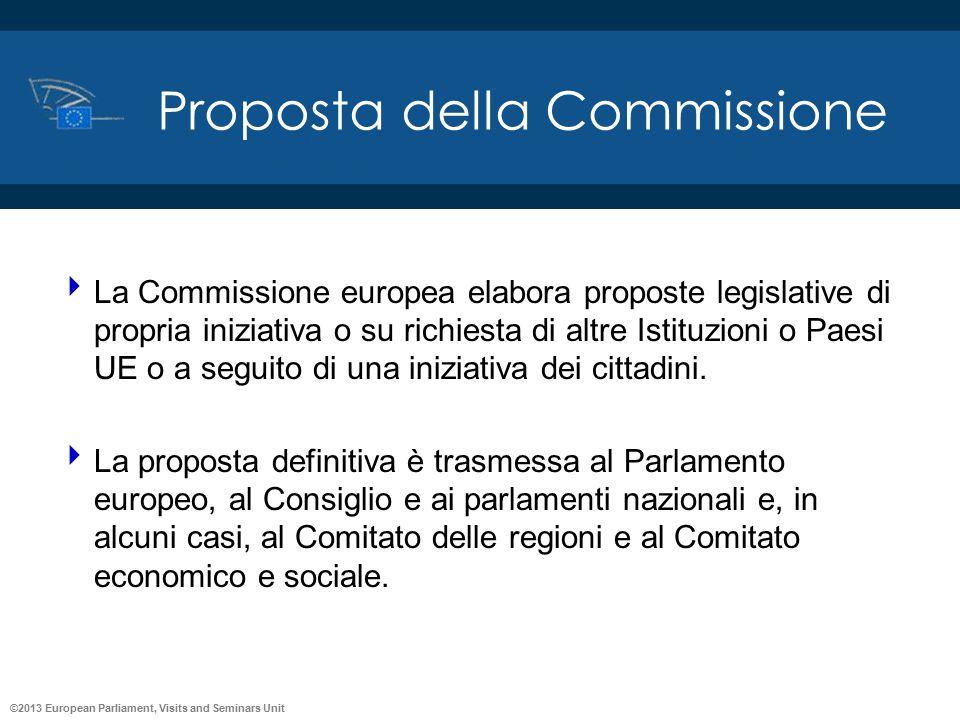 Proposta della Commissione