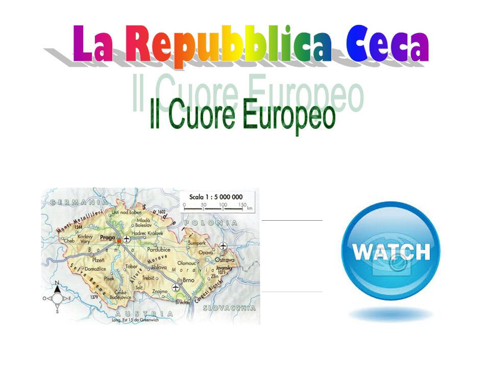 La Repubblica Ceca Il Cuore Europeo