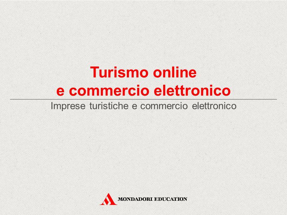 Turismo online e commercio elettronico
