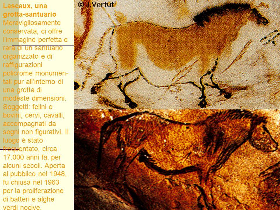 Lascaux, una grotta-santuario