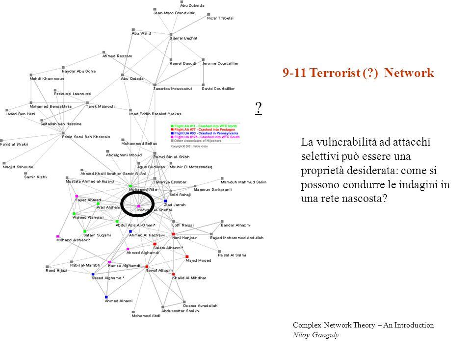 9-11 Terrorist ( ) Network