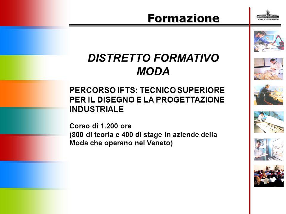 DISTRETTO FORMATIVO MODA