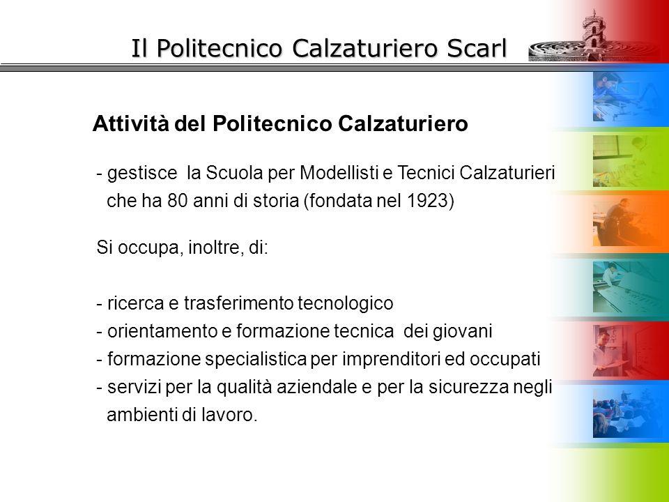 Il Politecnico Calzaturiero Scarl