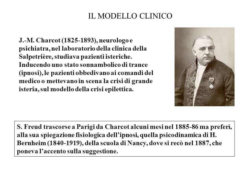 IL MODELLO CLINICO
