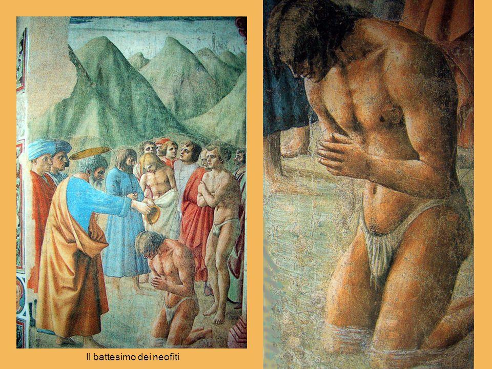 Il battesimo dei neofiti