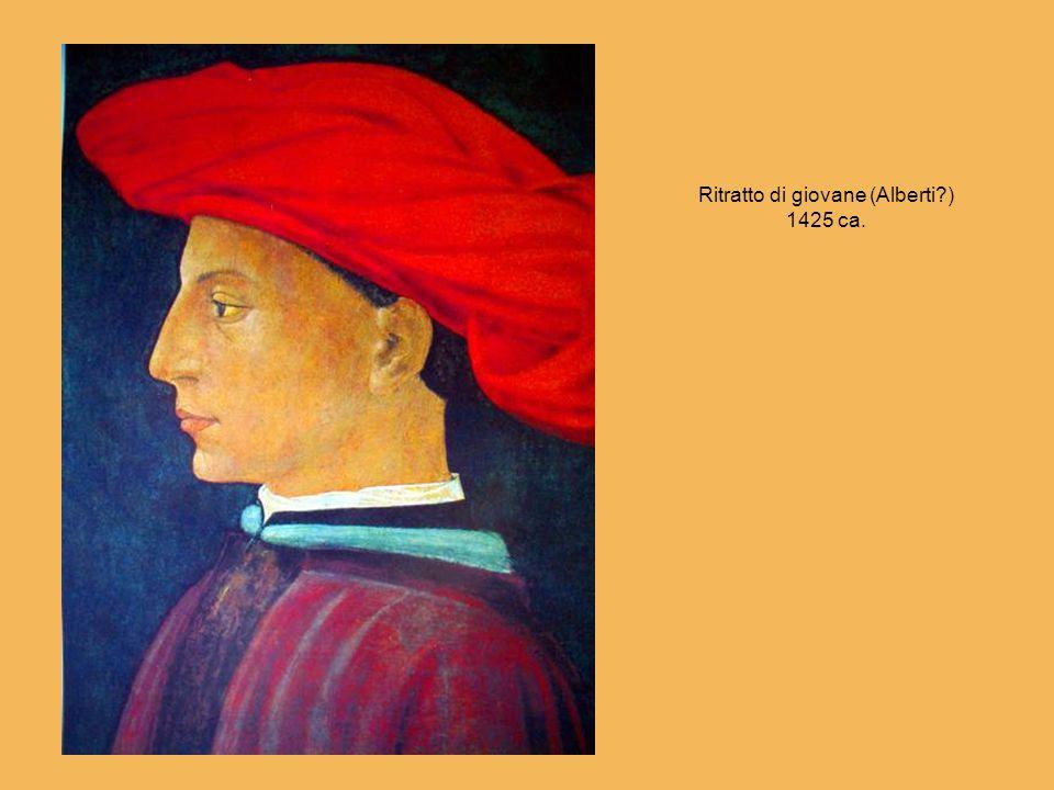 Ritratto di giovane (Alberti )