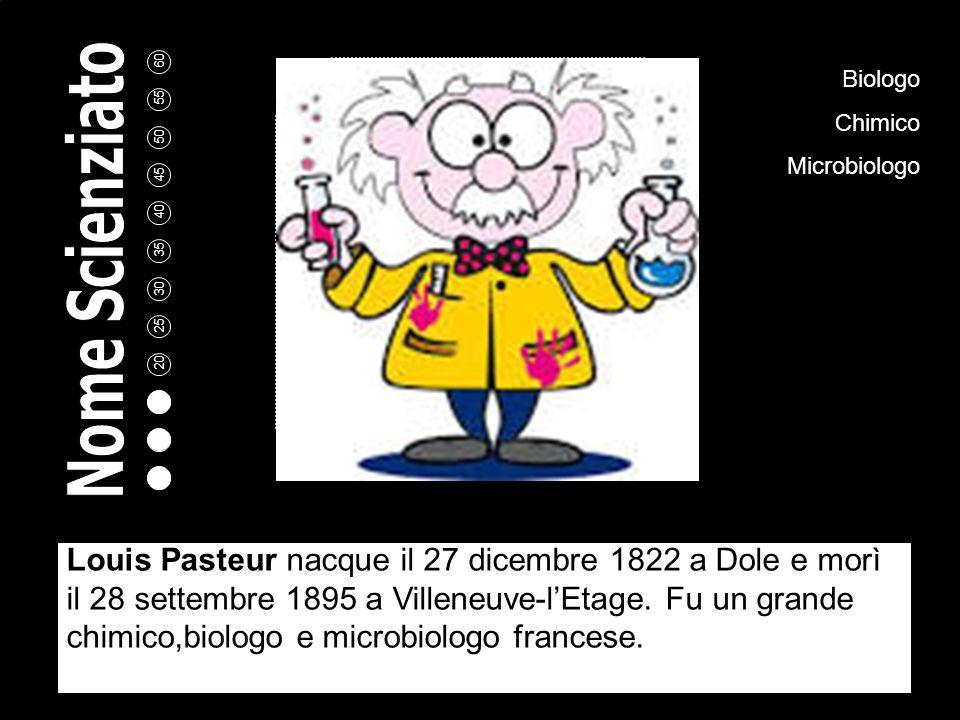 Biologo Chimico. Microbiologo.