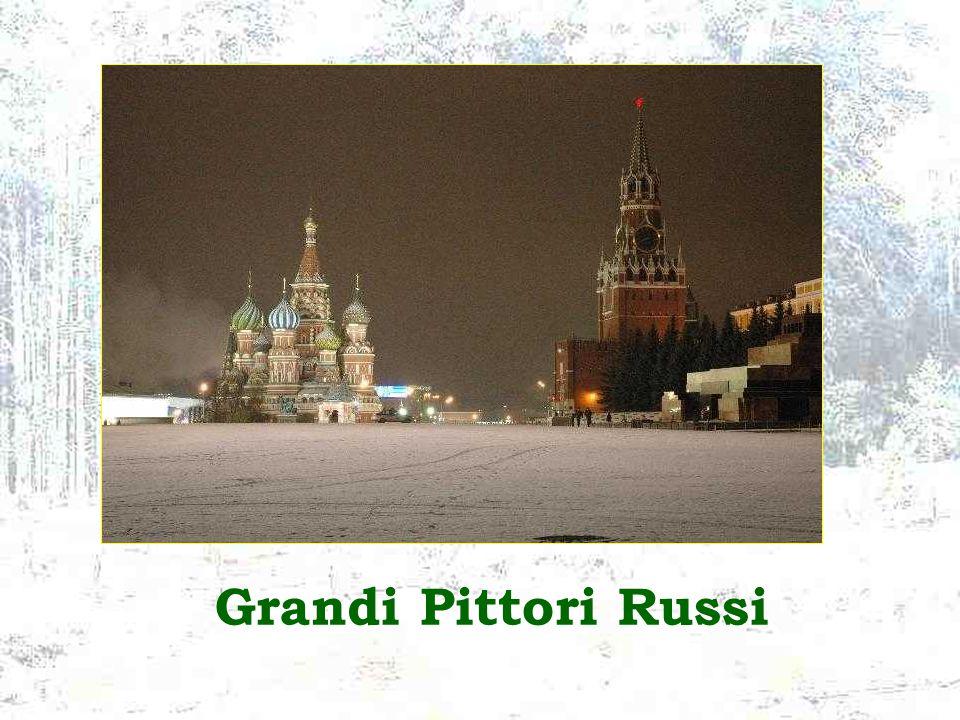 Grandi Pittori Russi