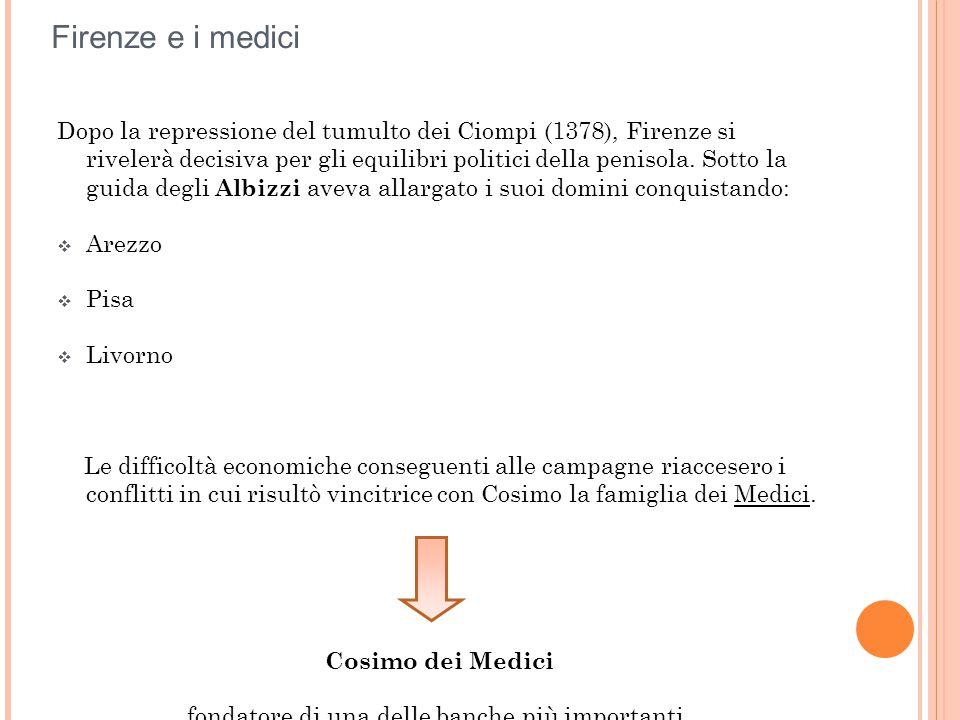 Firenze e i medici