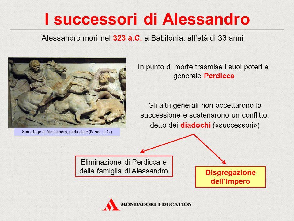 I successori di Alessandro