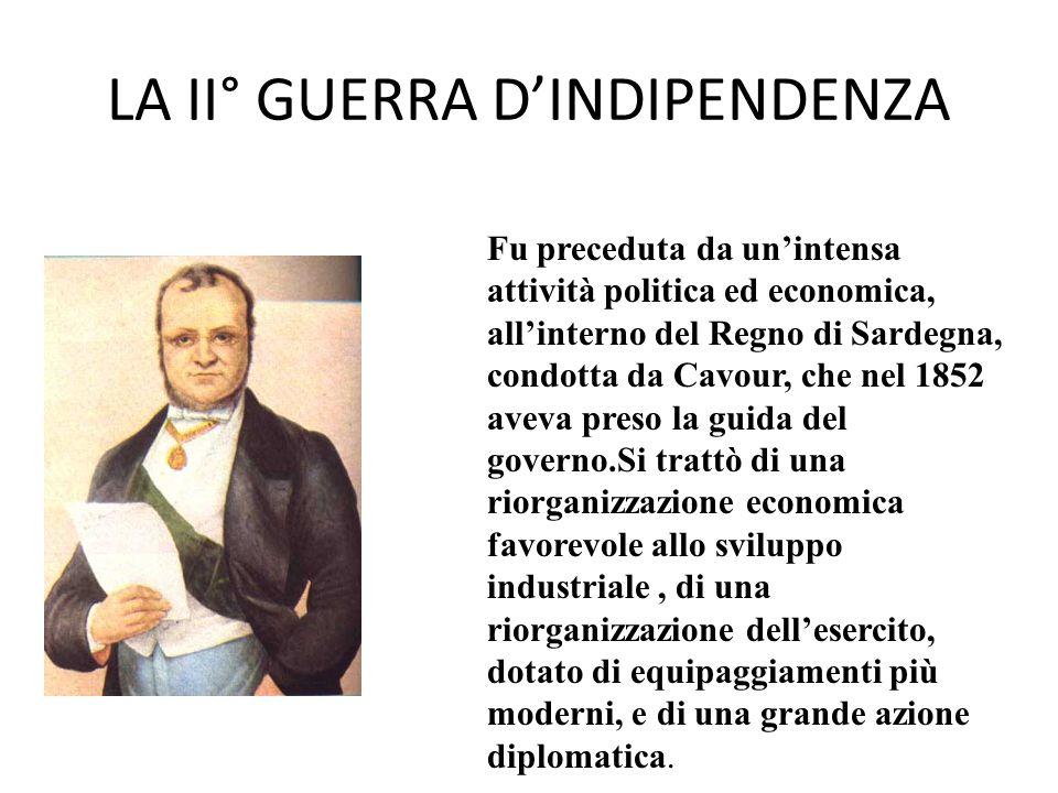 LA II° GUERRA D'INDIPENDENZA
