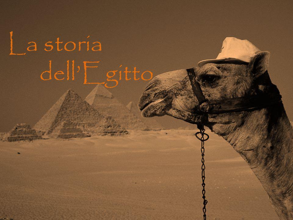 La storia . dell'Egitto b
