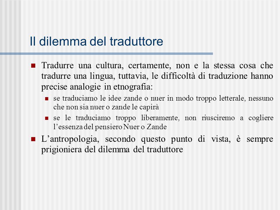 Il dilemma del traduttore