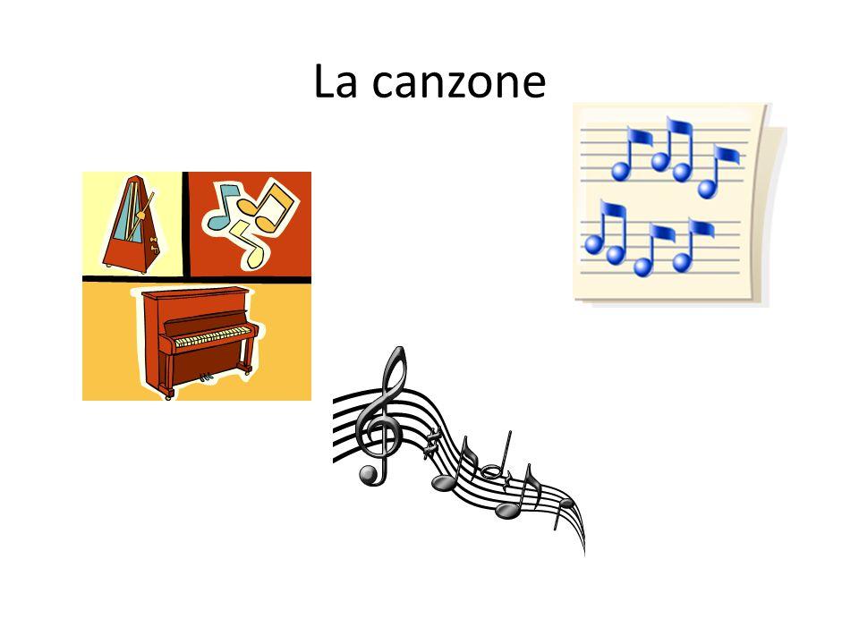 La canzone