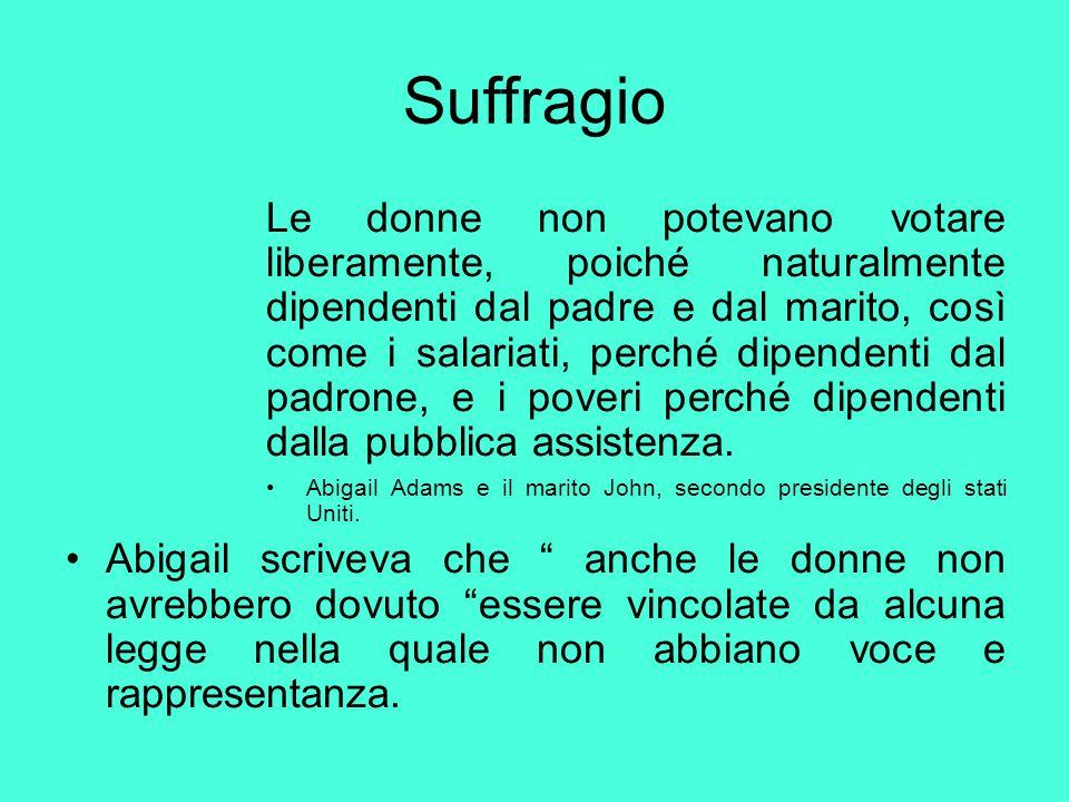 Suffragio