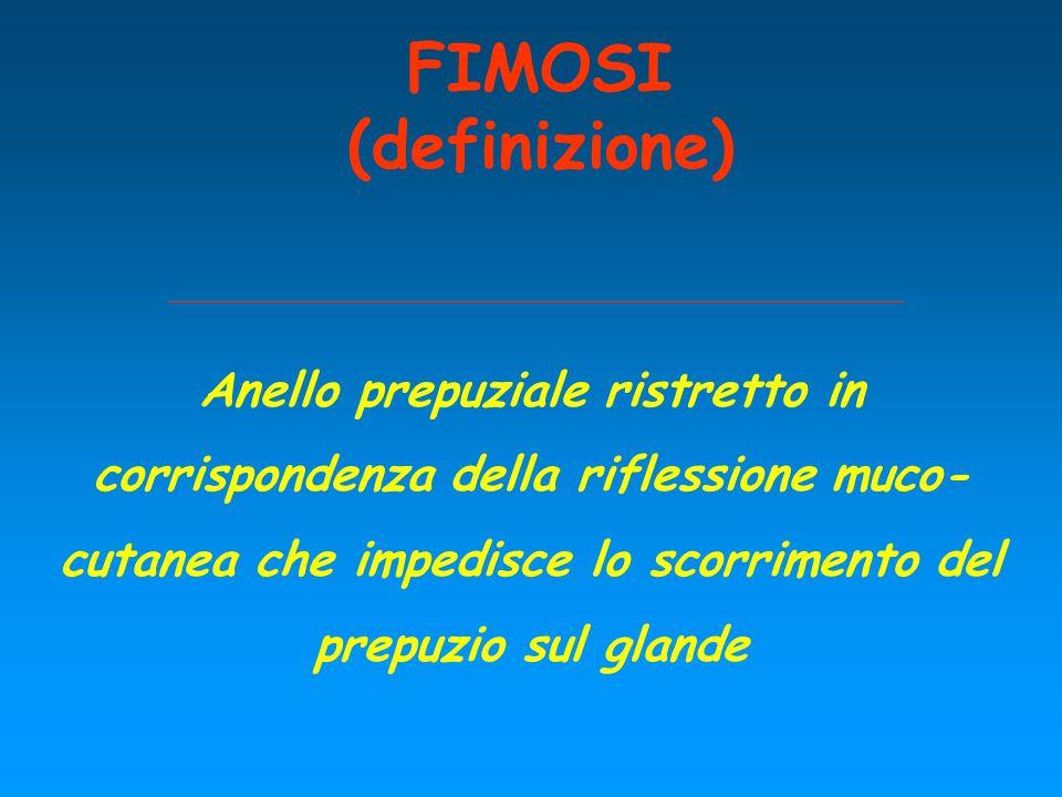 FIMOSI (definizione)