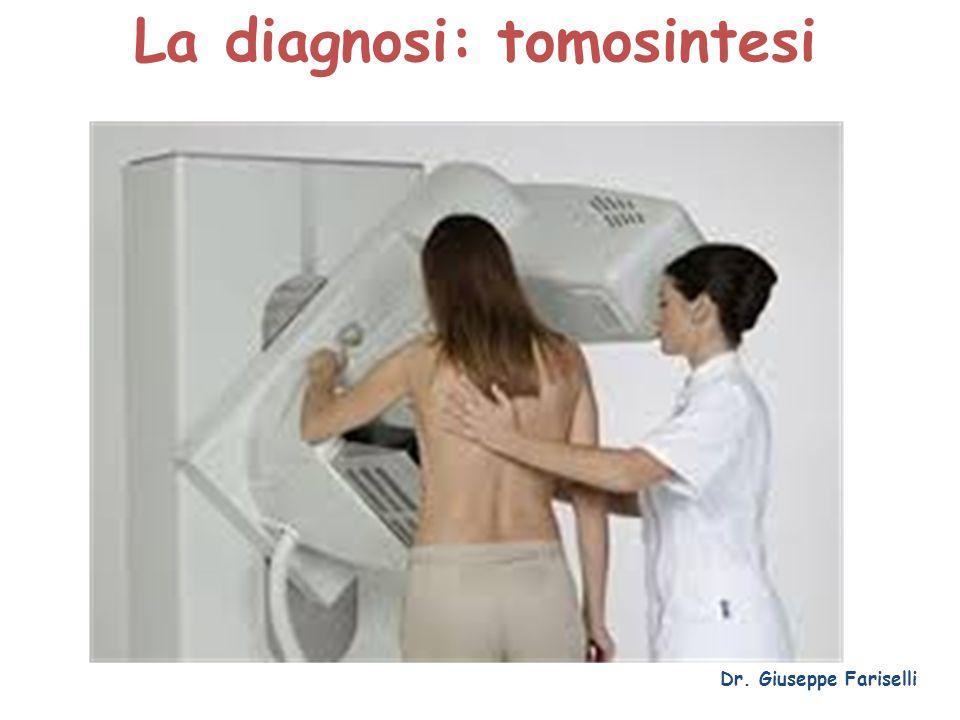 La diagnosi: tomosintesi