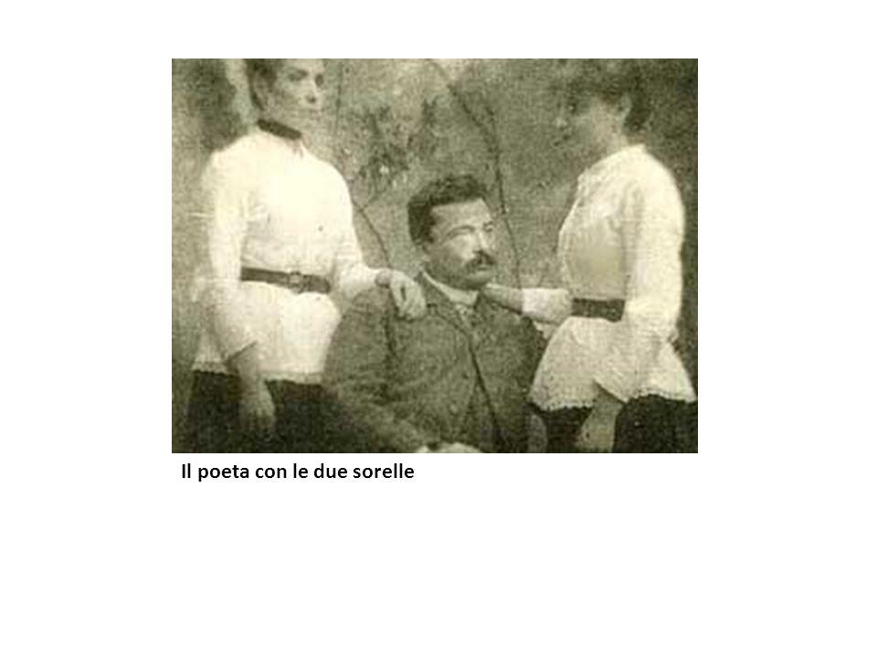 Il poeta con le due sorelle