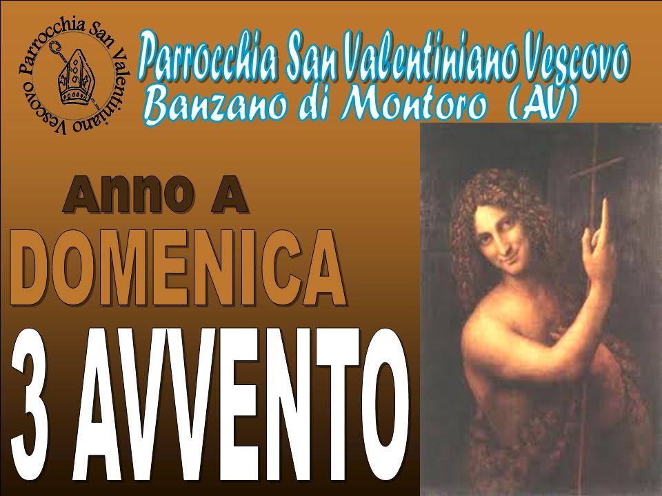 Parrocchia San Valentiniano Vescovo Banzano di Montoro (AV)