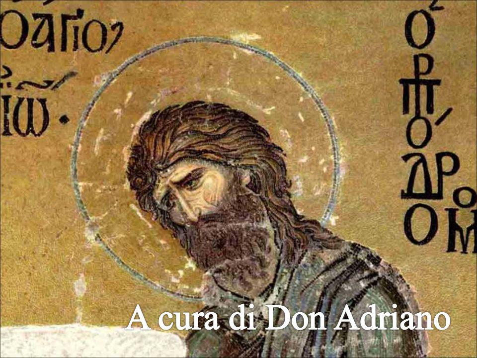 A cura di Don Adriano