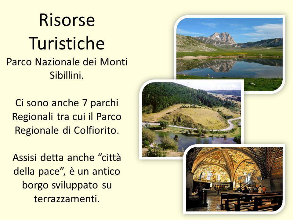 Parco Nazionale dei Monti Sibillini.