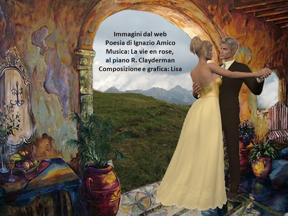 Poesia di Ignazio Amico Composizione e grafica: Lisa