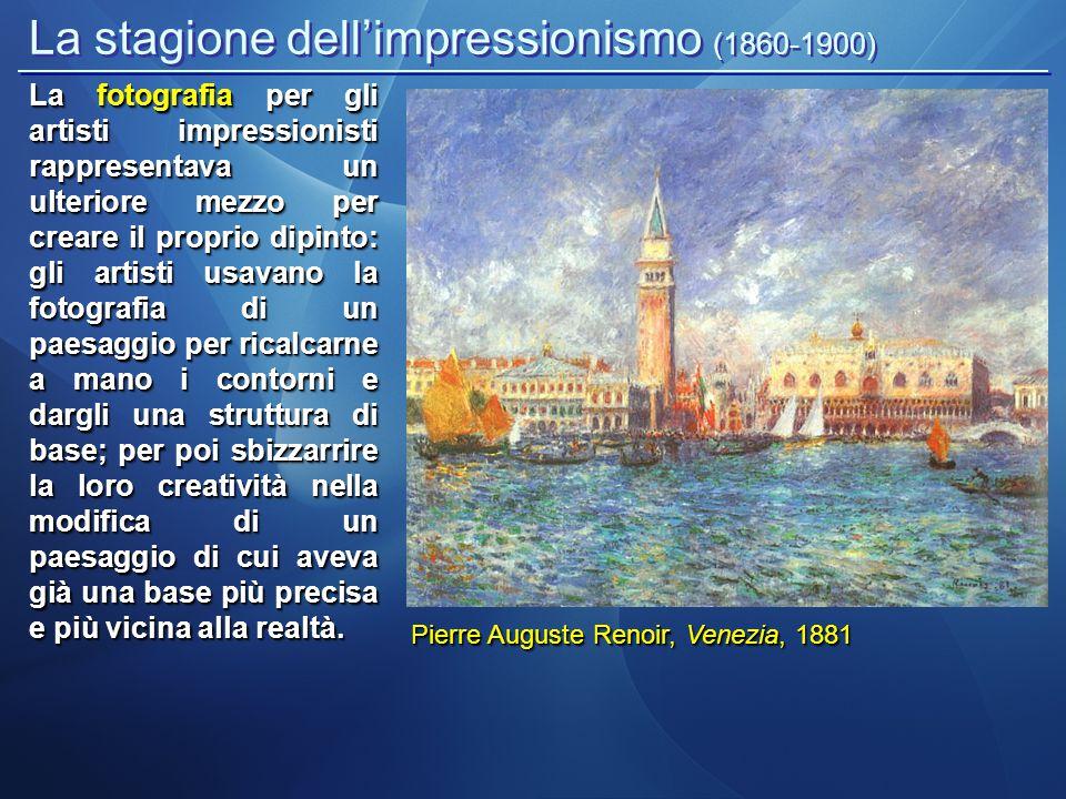 La stagione dell'impressionismo (1860-1900)