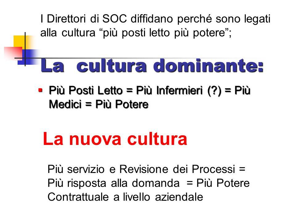 La cultura dominante: La nuova cultura