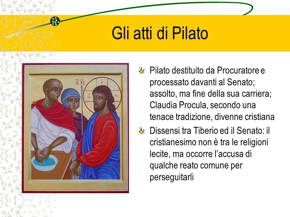 Gli atti di Pilato