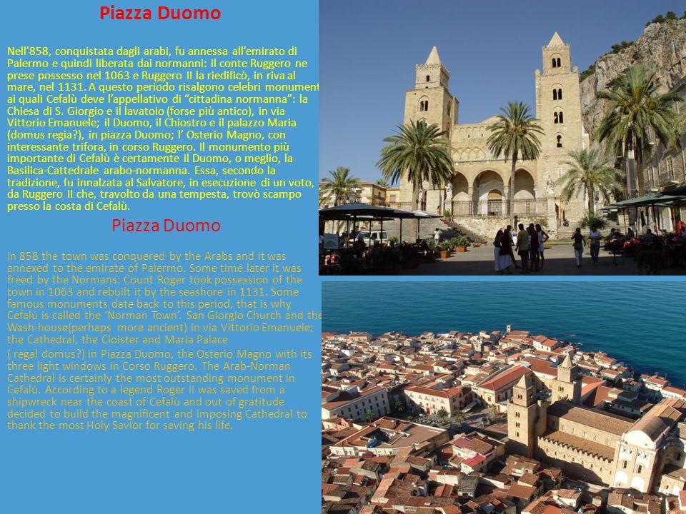 Piazza Duomo Piazza Duomo
