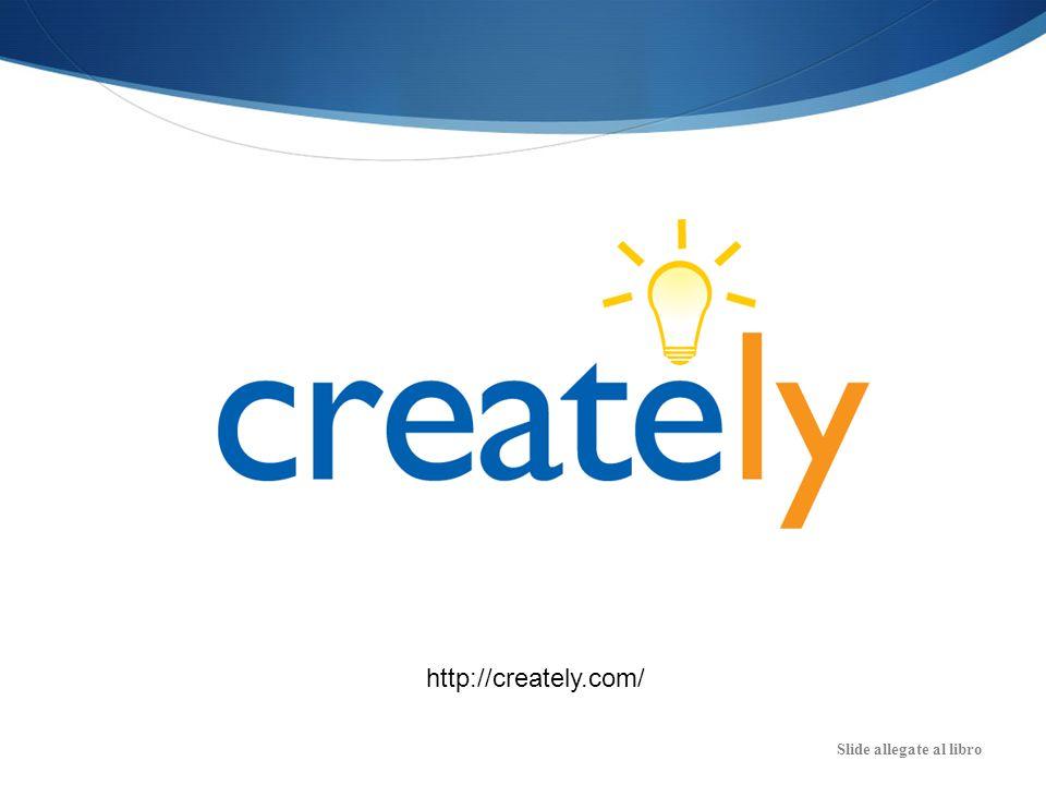 http://creately.com/ Slide allegate al libro
