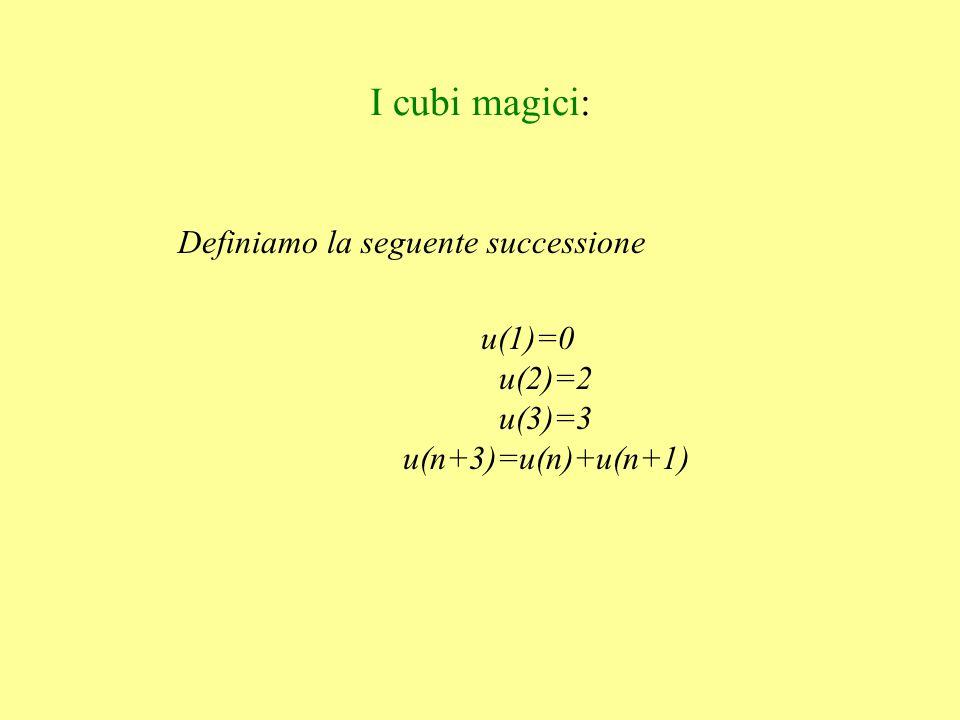 u(1)=0 u(2)=2 u(3)=3 u(n+3)=u(n)+u(n+1)