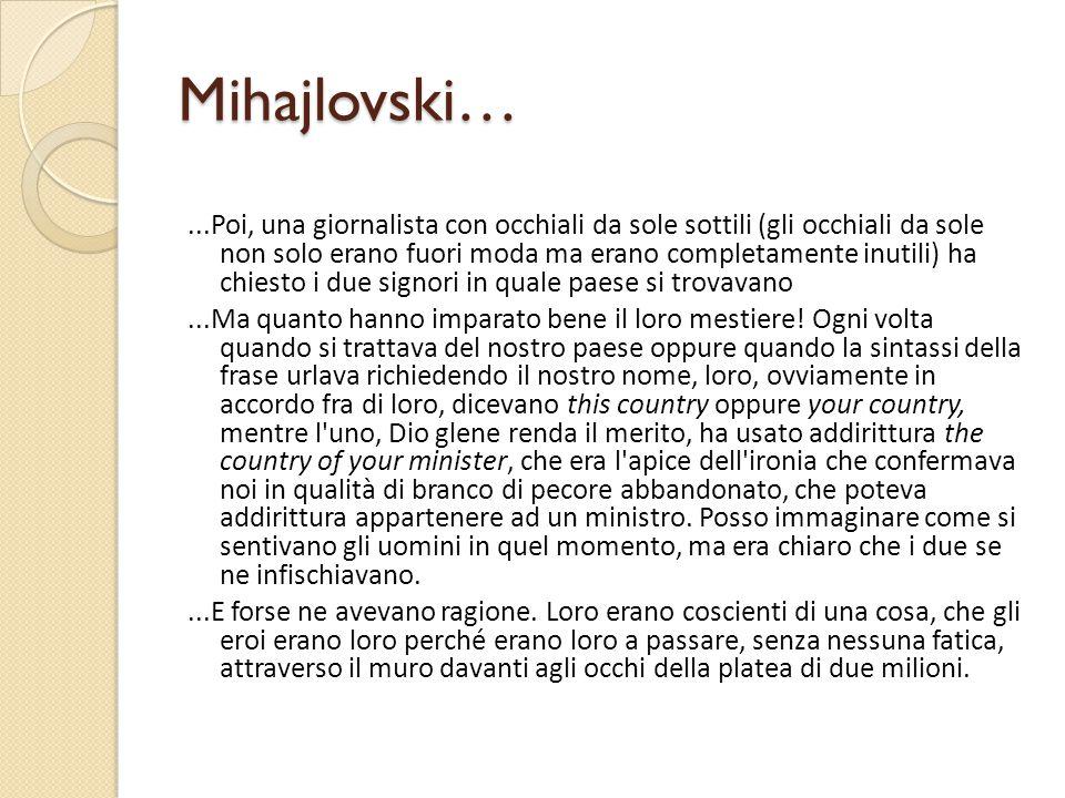 Mihajlovski…