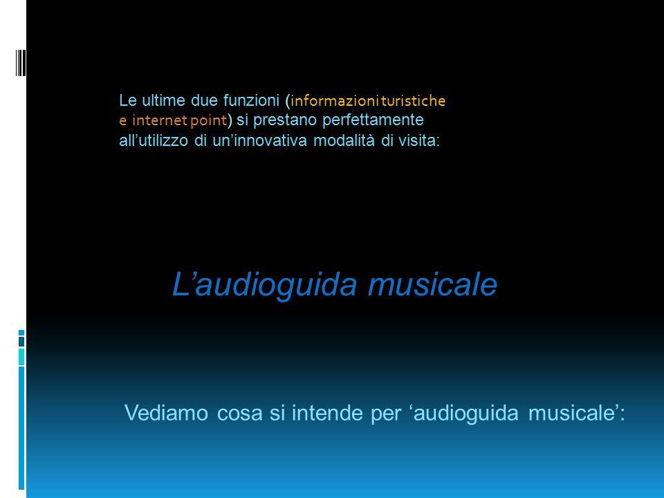 L'audioguida musicale