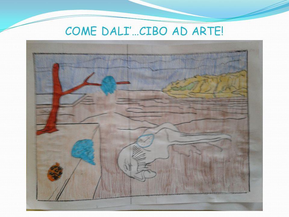 COME DALI'…CIBO AD ARTE!